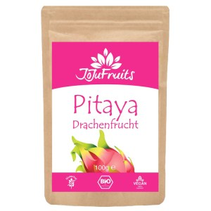 Pitaya Pulver Joju Fruits 100g Bio