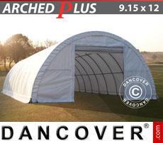 Storage tent 9.15x12x4.5 m PVC
