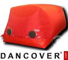 Carcoon 4.7x2 m Red, Indoor
