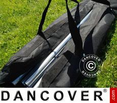 Carry Bag for frames, 230x20x30cm, 4 handles, black