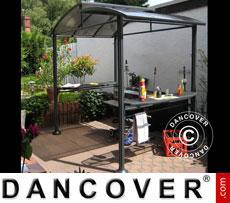 Barbecue pavilion, 2.32x1.5 m