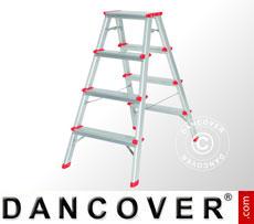 Trestle ladder with platform, 0.79 m