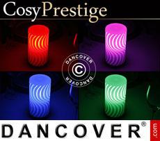 LED lamp Zigzag, Prestige series, Multicolour