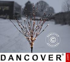 LED Light Decoration Tree Rasmus, 1.1 m, Warm white