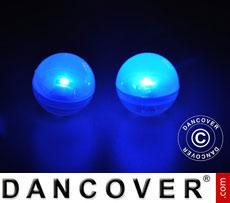 Party light, Fairy Berry, LED Blue, 24 pcs.