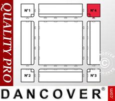 Flooring Corner piece no. 4, Anthracite