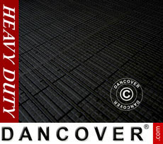Flooring, Heavy duty, black 72 m²