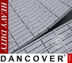 Flooring, Heavy duty, grey 72m²