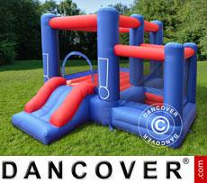 Bouncy Castle 3.6x2.7x1.8 m Blue/Red