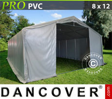 Storage shelter PRO 8x12x4.4m PVC