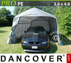 Portable Garage PRO 3.6x4.8x2.7 m, PE