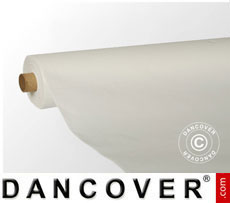 Table Cloth 25x1.18 m White
