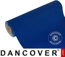 Table runner, disposable, 24mx40 cm, Dark blue