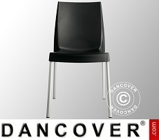 Chair, Boulevard, Anthracite, 6 pcs.