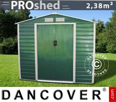 Garden shed 2.13x1.27x1.90 m ProShed, Green