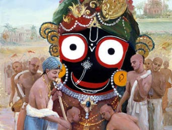 King Indradyumna - Starting the 1st Ratha Yatra thousands of years ago