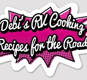 Debi's RV Cooking Official Decal