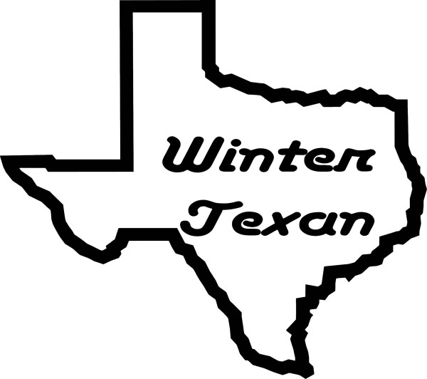 Winter Texans decal