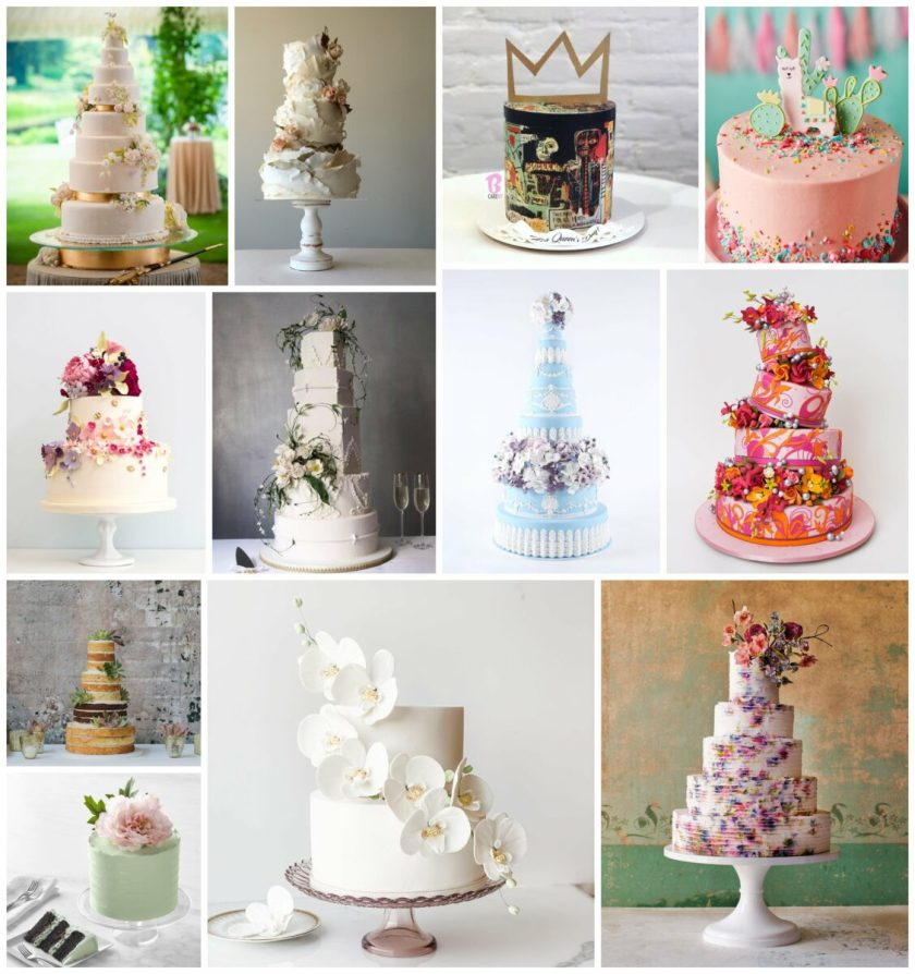 The best luxury cakes, bakers and cake bakeries in the world.