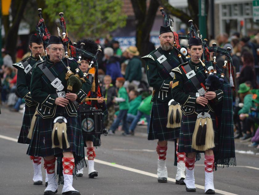 best places for Saint Patrick's Day