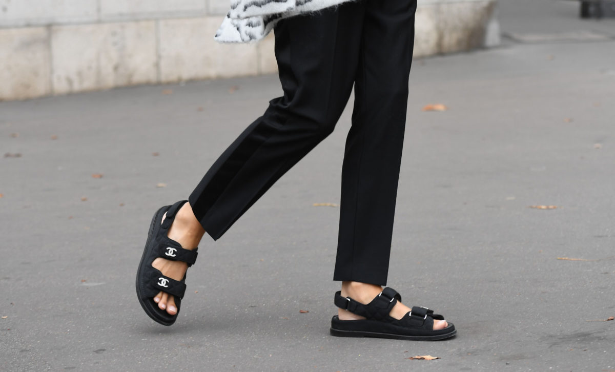 fashion hiking sandals