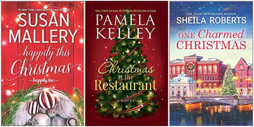 Christmas Novels 2020 The Best New Christmas Fiction this 2020 Holiday Season