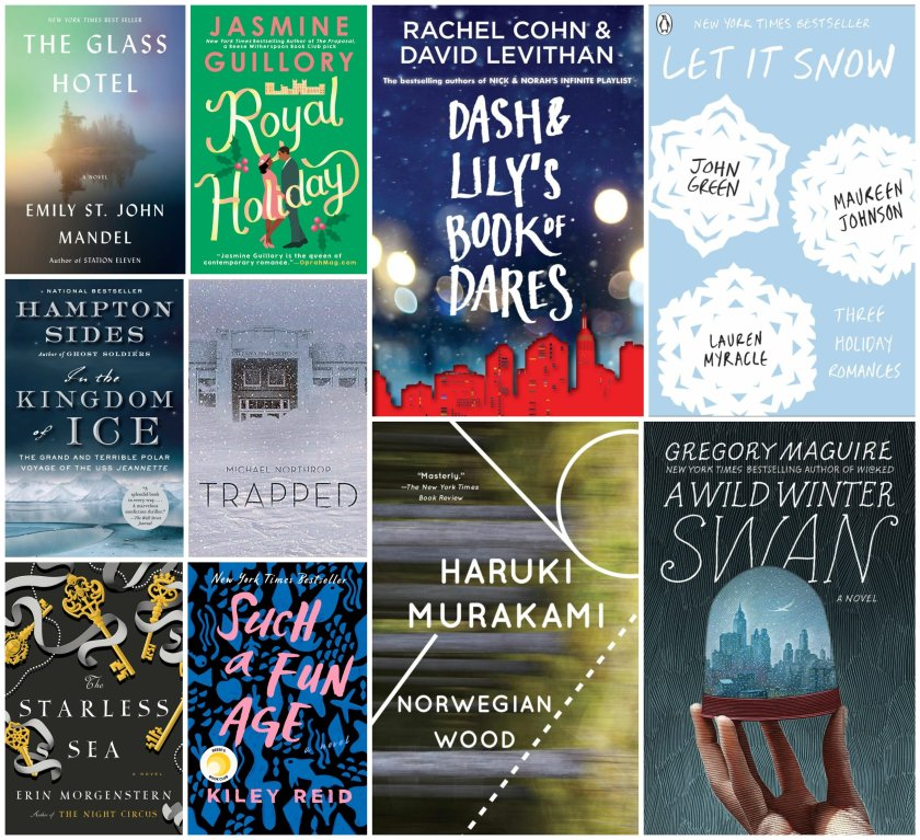 The best books to curl up with that are set in winter.