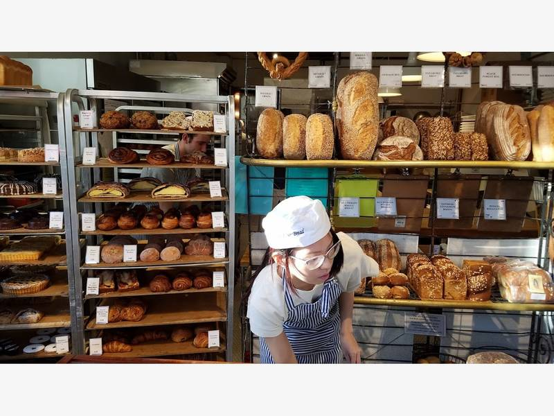 best bread bakeries