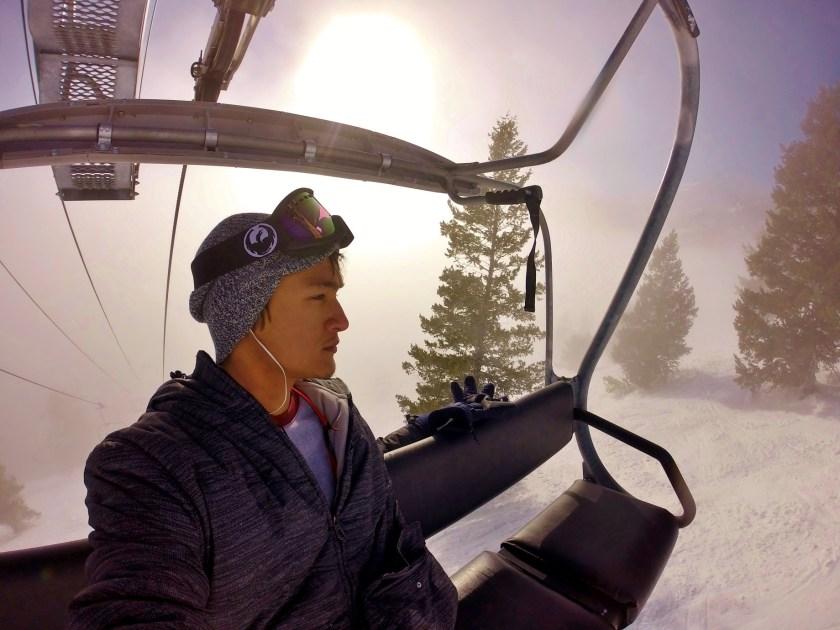 best luxury snowboarding in the world