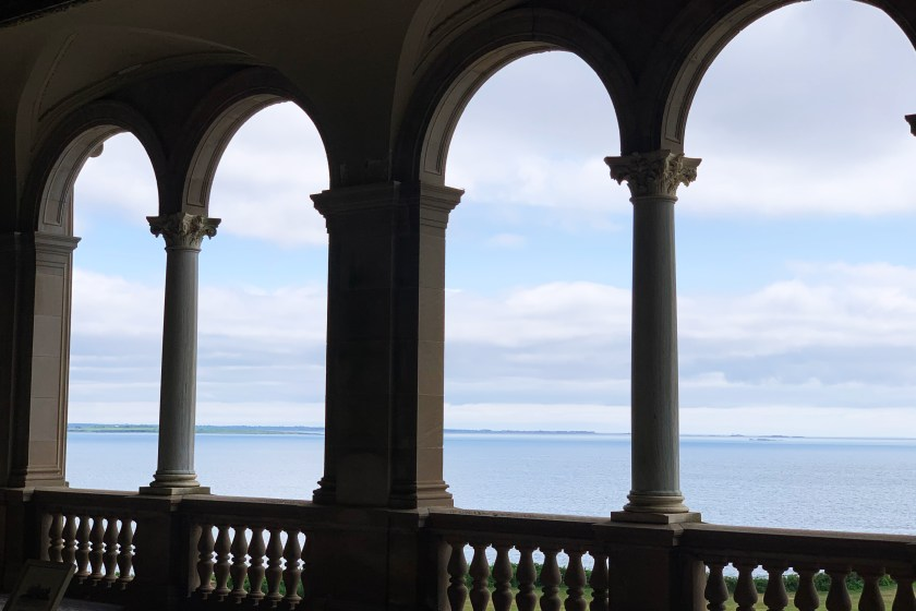 Our photos from a tour of the Breakers mansion in Newport, Rhode Island, including the house and gardens