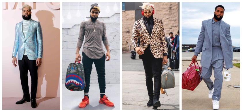 most stylish and fashionable NFL players