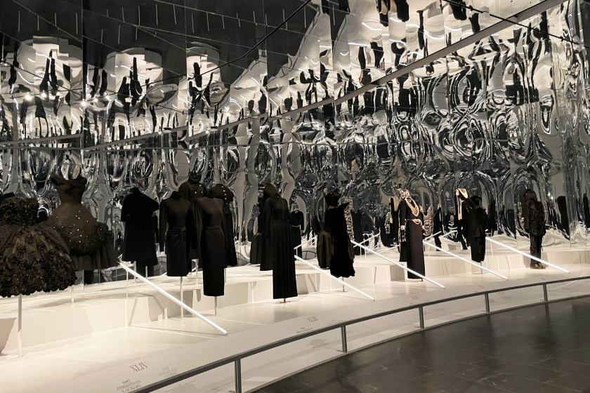 fashion exhibit met 2020 about time