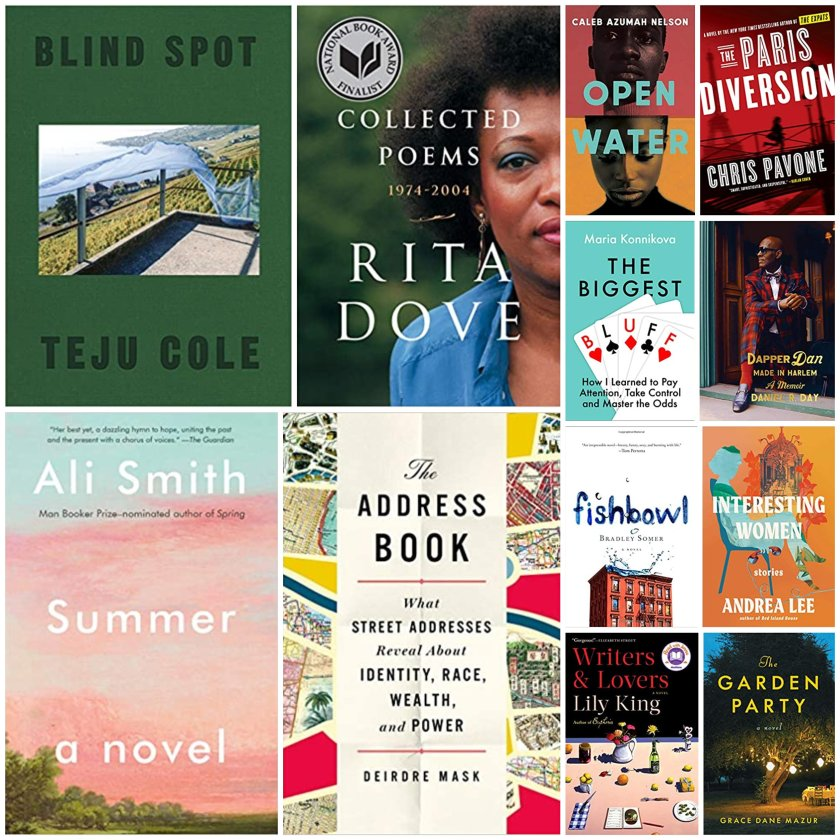 Our picks of 12 books - novels and non-fiction - best to read right now to feel the vibe and the relaxed mood of the month of August