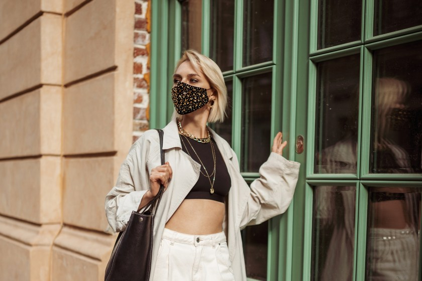 stay on trend with the best luxury chic crop tops perfect to wear in Summer 2021