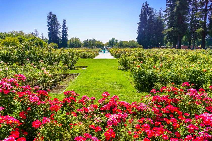 most beautiful gardens United States