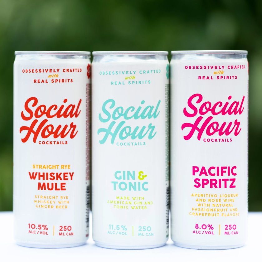 new canned cocktails Summer