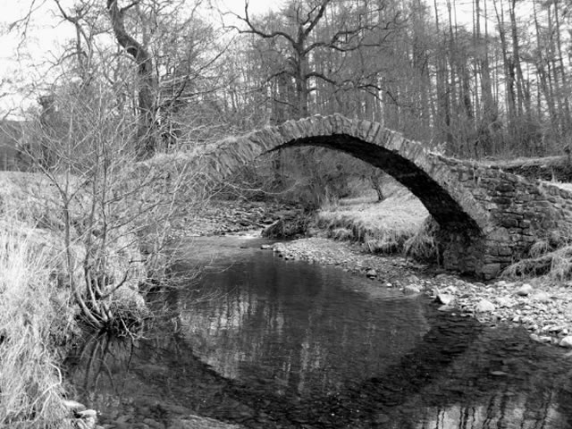 Monk's Bridge, near Rimington, Clitheroe