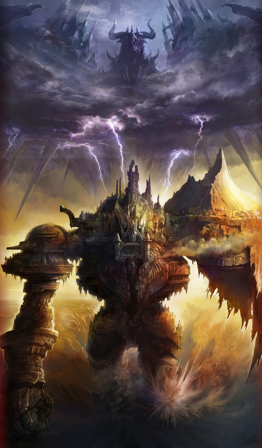 Dungeons And Dragons Temple Elemental