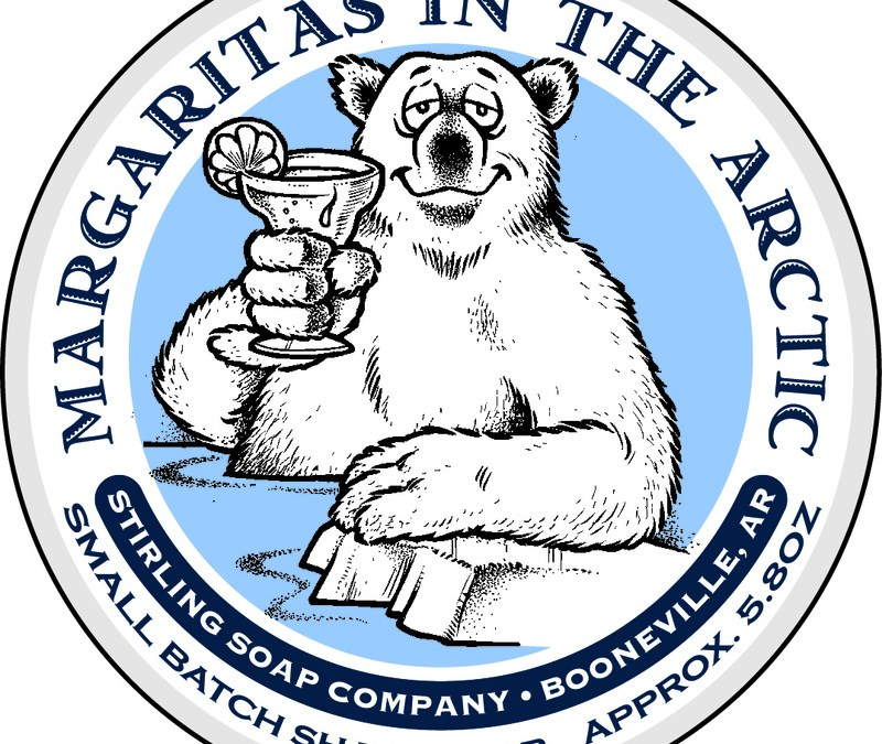 VaS #07 – Stirling Soap Co – Margaritas in the Arctic
