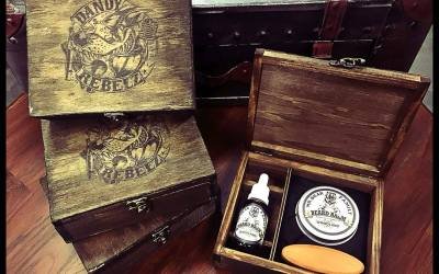 ?️?Dandy Rebelz Beard Box n°2??