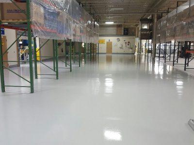 High Performance Coatings & Warehouse