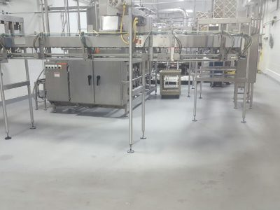 Food Manufactoring Facility