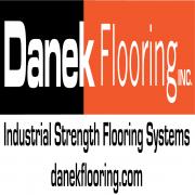 Danek Flooring Inc. Logo