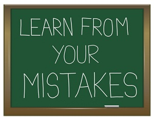 UoPeople – Week 5 – Learning From Mistakes