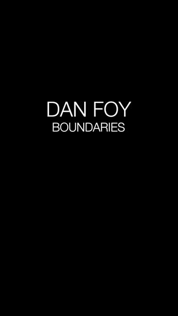 Still from the Boundaries II Video Installation