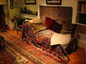 psychoanalysis couch