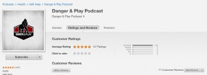 Popular podcast on iTunes for men