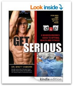 Get Serious by Dr. Brett Obsorn