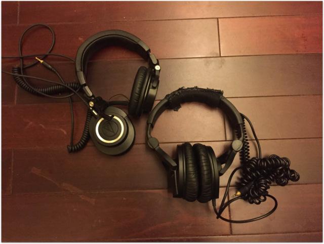 Sennheiser v Audio Technica