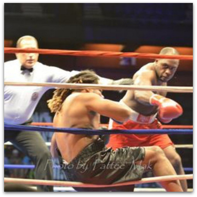 Ed Latimore boxing
